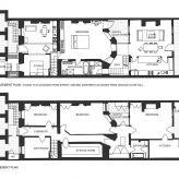 Publisher's house London architect plans