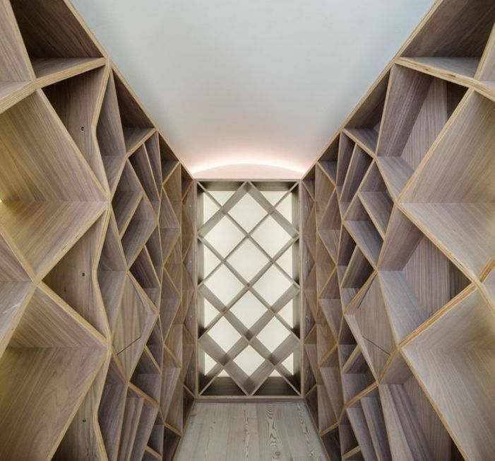 Wine Cellar basement extension Sophie Bates Architects London built 0594.jpg