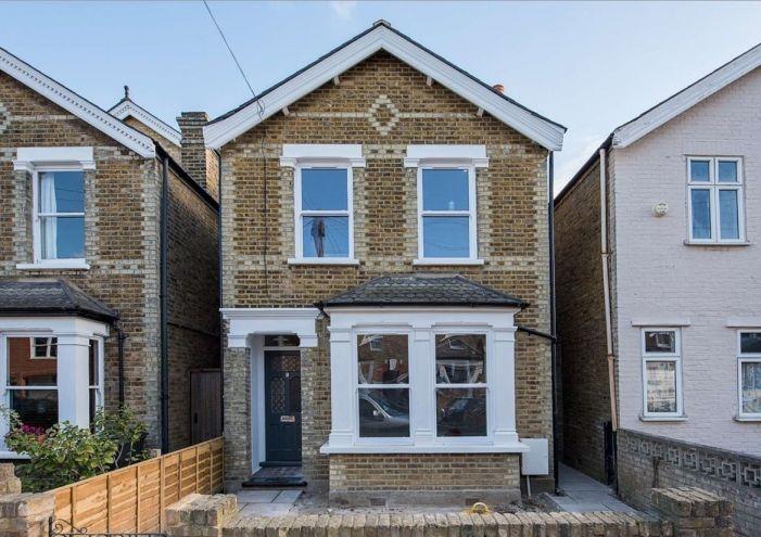 Sophie Bates Architects victorian extension refurbishment London villa