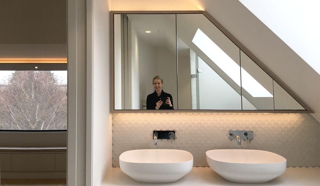 Sophie Bates Architects Teddington house extension contemporary bathroom.jpg
