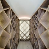 Wine Cellar basement extension Sophie Bates Architects London built 0594.jpg
