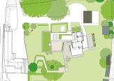 Sophie Bates Architects New build house Surrey landscape plan 028.jpg