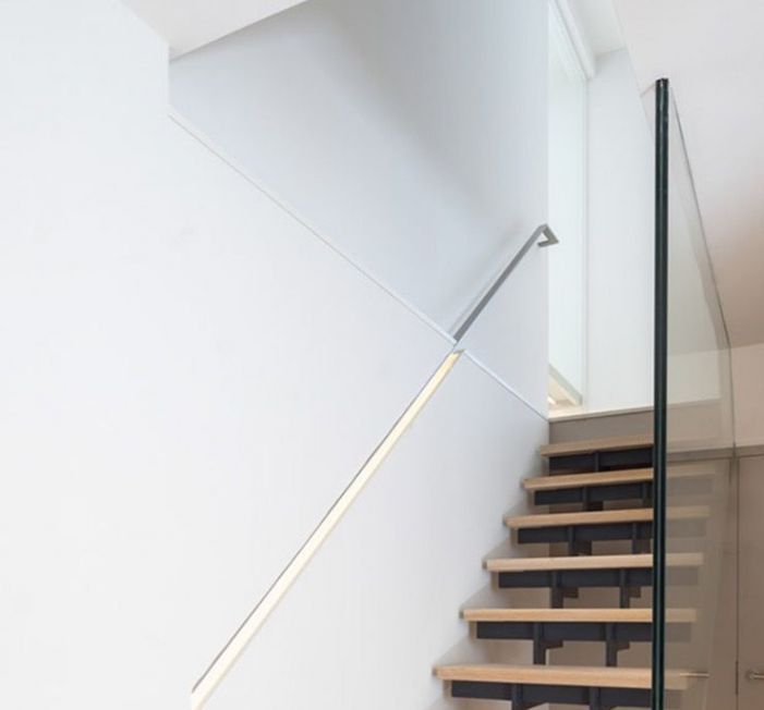 Light House Extension Sophie Bates Architects Stairs London