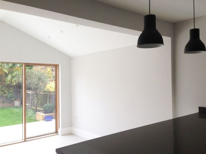 Sophie Bates Architects victorian extension refurbishment London rear extension