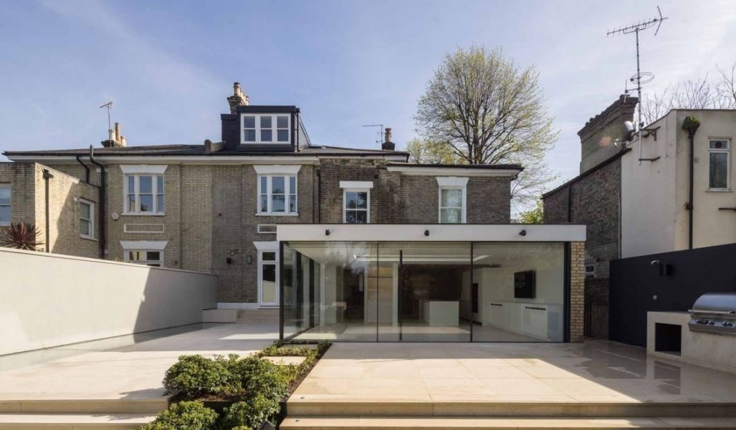 Light-house-Sophie-Bates-Architects-ZDA- contemporary-extension-London